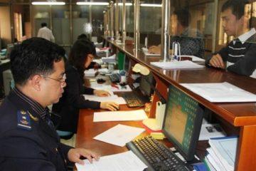 Hoạt động nghiệp vụ tại Chi cục Hải quan cảng Cái Lân (Cục Hải quan Quảng Ninh).