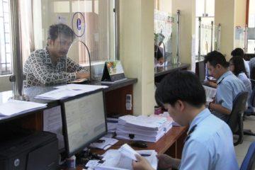 Hoạt động nghiệp vụ tại Chi cục Hải quan Vĩnh Phúc (Cục Hải quan Hà Nội).