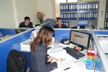 Ứng dụng công nghệ thông tin trong hoạt động nghiệp vụ tại Cục Hải quan Hà Nội.