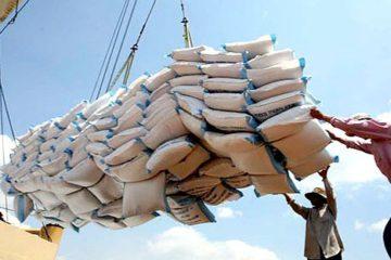 Xuất khẩu gạo tiếp tục u ám trong tháng đầu năm.
