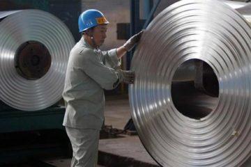 Hiện mức áp thuế tạm thời với mặt hàng thép mạ là 4%-38,34%.