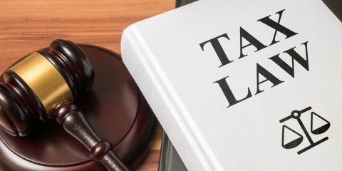 Tax handling of imported goods